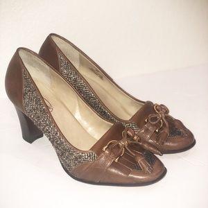 Talbots Heels Size 9B